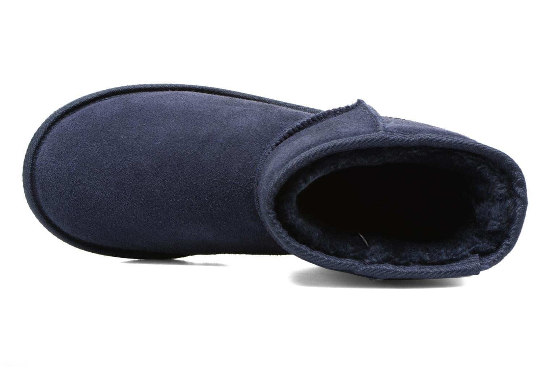 Ankle boots Les Tropéziennes par M Belarbi Flocon Blue view from the left