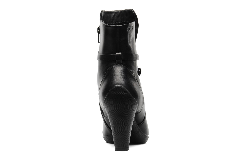 Sculptured 75 Black Dress