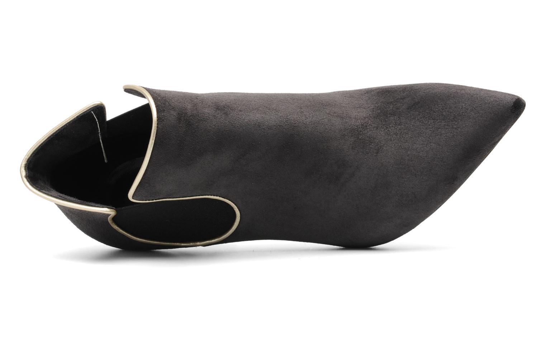 Boots en enkellaarsjes Casadei Mina Grijs links