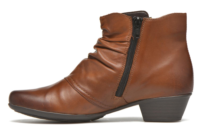 Bottines et boots Remonte Nono D7382 Marron vue face