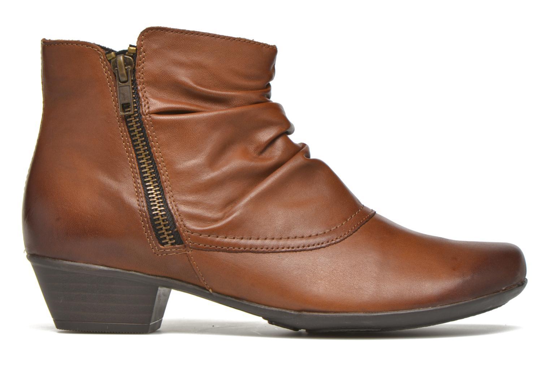 Bottines et boots Remonte Nono D7382 Marron vue derrière