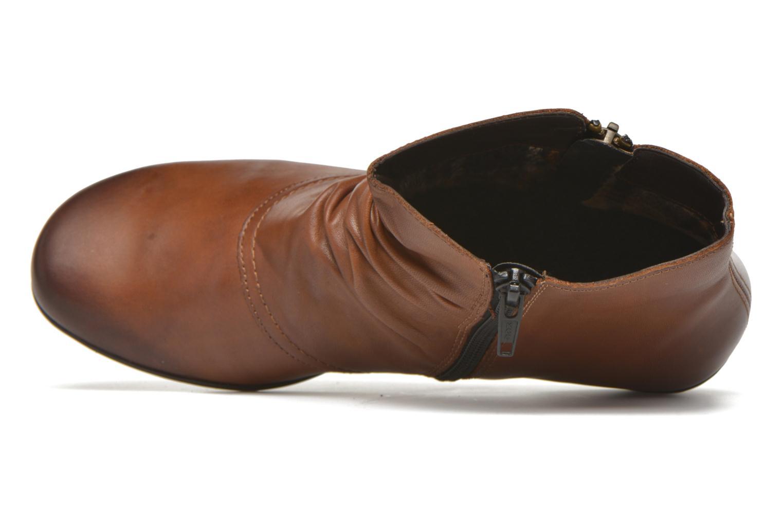 Bottines et boots Remonte Nono D7382 Marron vue gauche