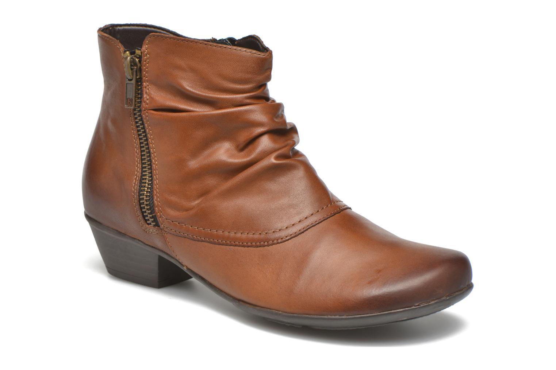 Bottines et boots Remonte Nono D7382 Marron vue détail/paire