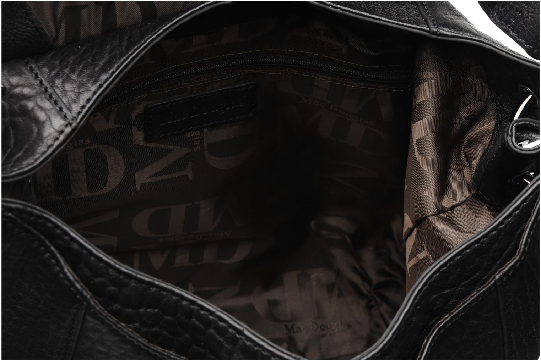 Handtassen Mac Douglas BROOKLYN Mandalay W Zwart achterkant