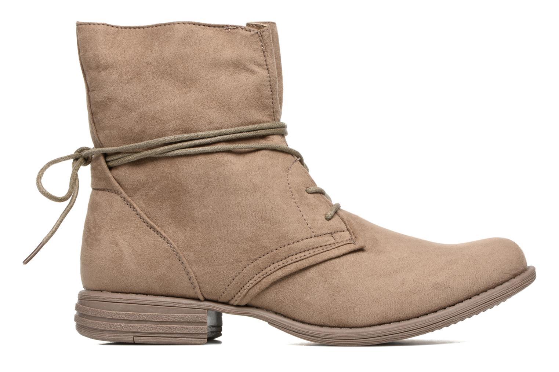 Bottines et boots I Love Shoes Thableau Beige vue derrière