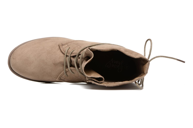 Boots en enkellaarsjes I Love Shoes Thableau Beige links