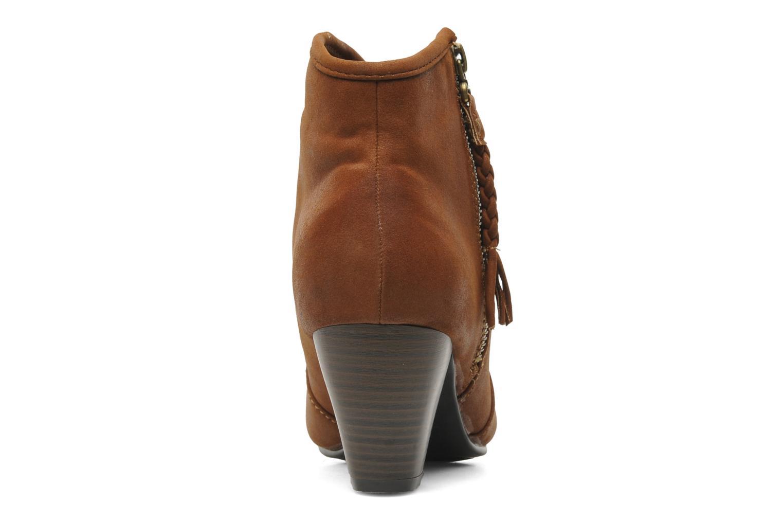 Bottines et boots I Love Shoes Thalisman Marron vue droite