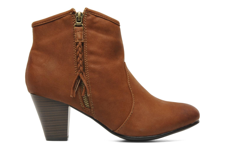 Bottines et boots I Love Shoes Thalisman Marron vue derrière