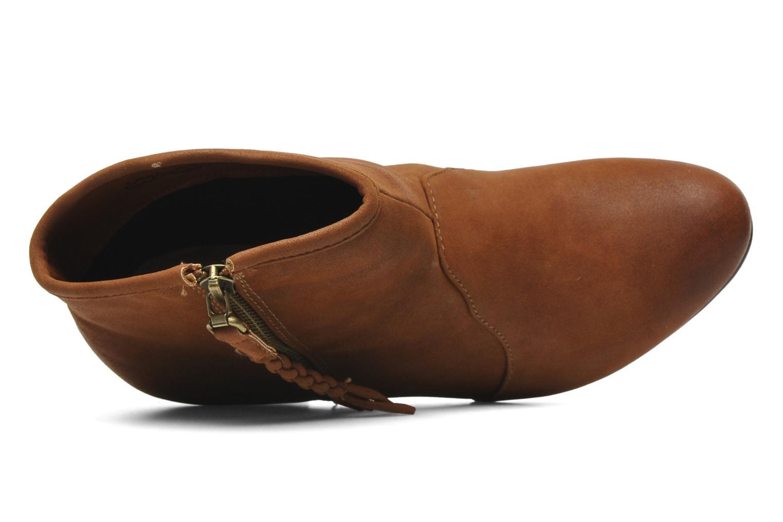 Bottines et boots I Love Shoes Thalisman Marron vue gauche