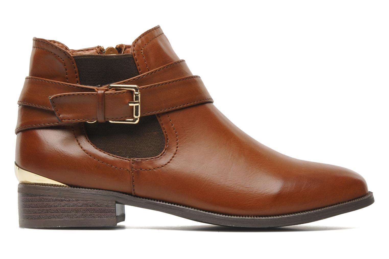 Bottines et boots I Love Shoes Thanche Marron vue derrière