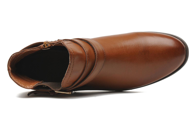 Bottines et boots I Love Shoes Thanche Marron vue gauche