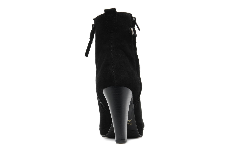 Bottines et boots Elizabeth Stuart Foster 701 Noir vue droite