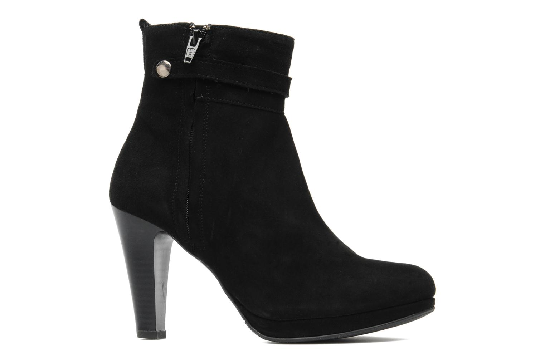 Ankle boots Elizabeth Stuart Foster 701 Black back view