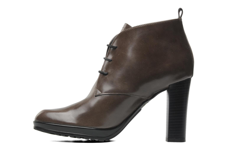 Bottines et boots Elizabeth Stuart Abdela 304 Marron vue face