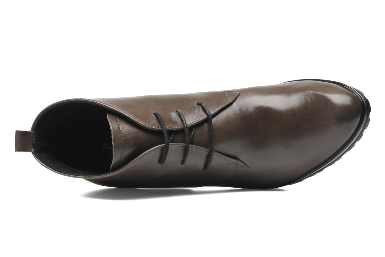 Bottines et boots Elizabeth Stuart Abdela 304 Marron vue gauche