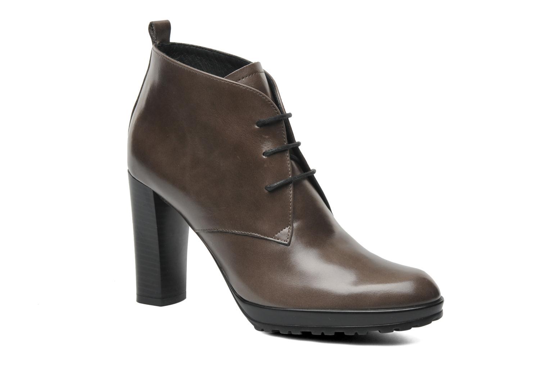 Bottines et boots Elizabeth Stuart Abdela 304 Marron vue détail/paire