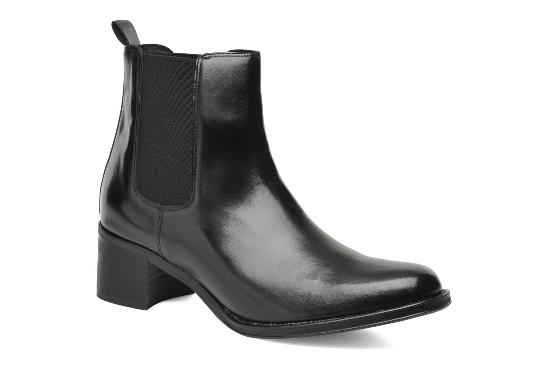 Boots en enkellaarsjes Elizabeth Stuart Uba 304 Zwart detail