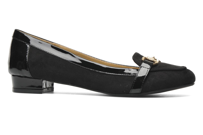 Mocassins I Love Shoes Pacify Zwart achterkant