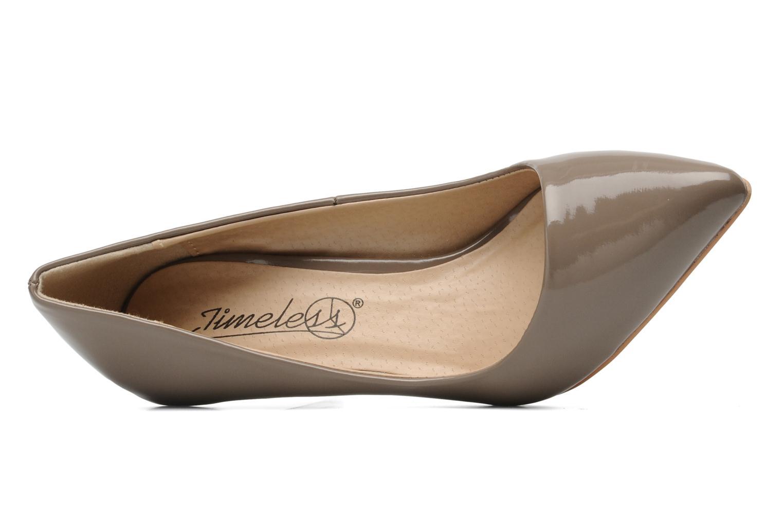 Zapatos de tacón I Love Shoes Parker Beige vista lateral izquierda