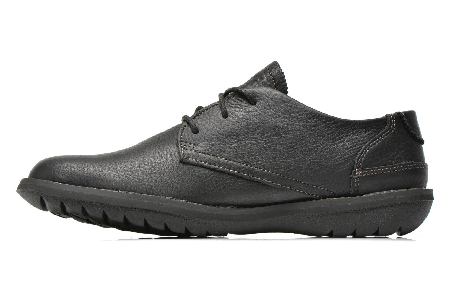 Chaussures à lacets Timberland Earthkeepers Travel Oxford Noir vue face