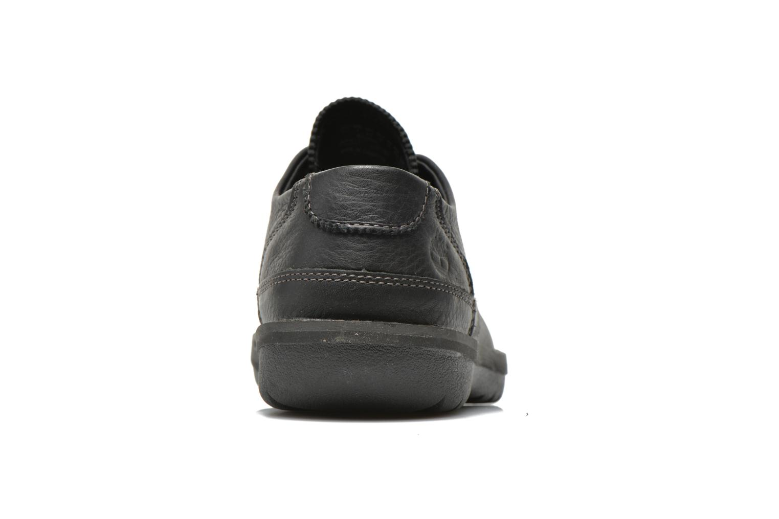 Chaussures à lacets Timberland Earthkeepers Travel Oxford Noir vue droite