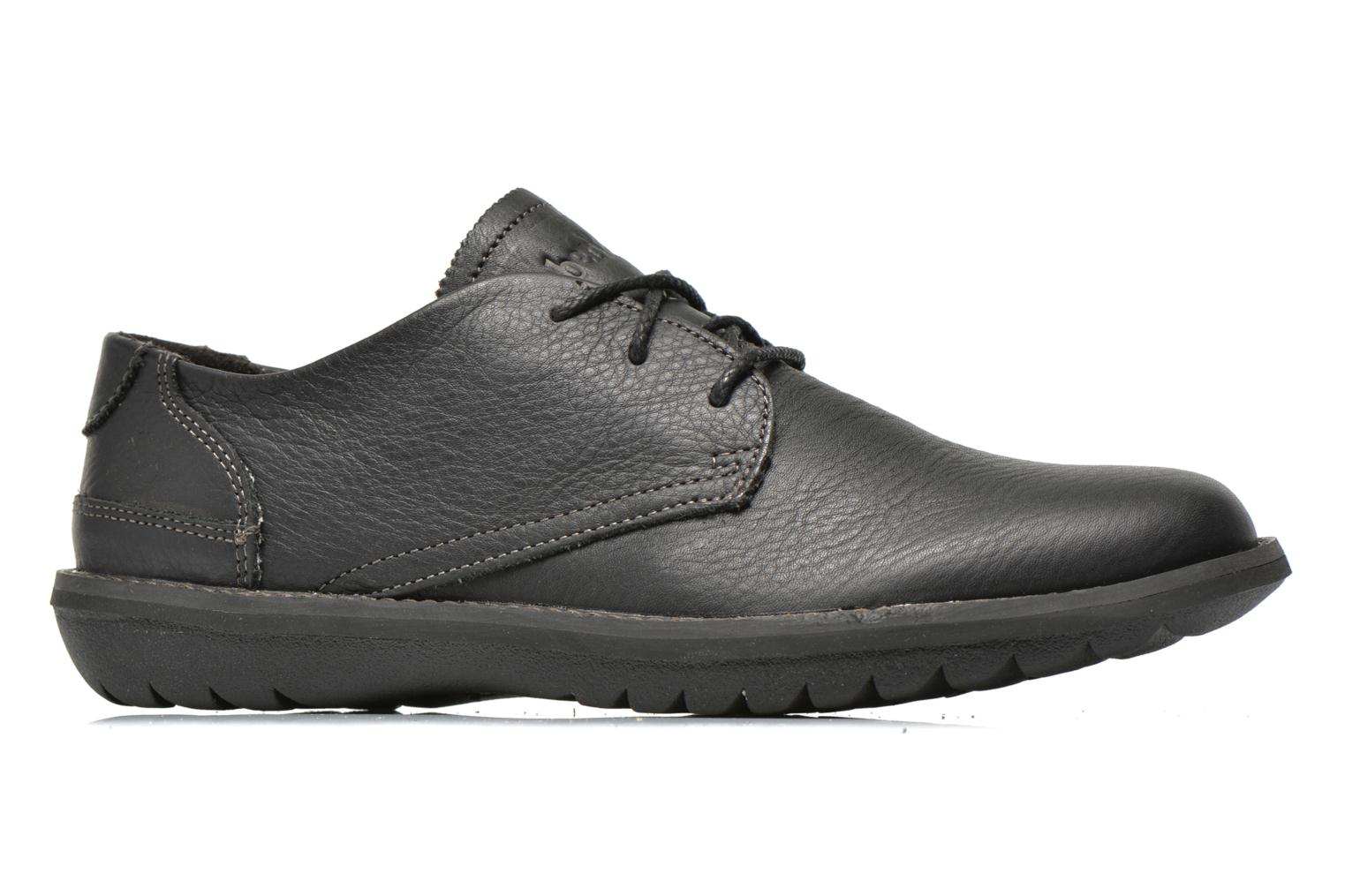Chaussures à lacets Timberland Earthkeepers Travel Oxford Noir vue derrière