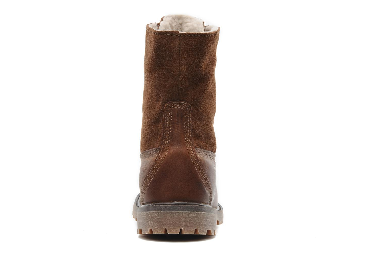 Timberland Authentics Teddy Fleece WP Fold Down Bruin Footlocker Finish Goedkope Prijs 2018 Unisex Goedkope Online bzIzJQqZ