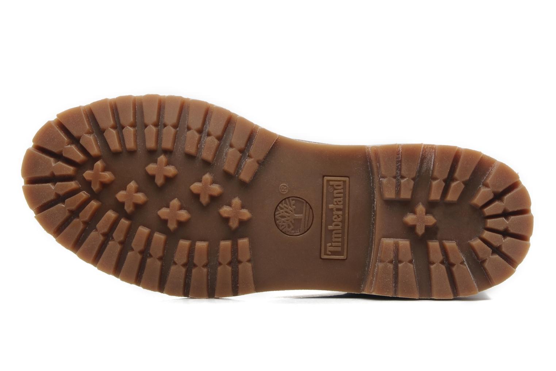 Stiefeletten & Boots Timberland Authentics Teddy Fleece WP Fold Down braun ansicht von oben