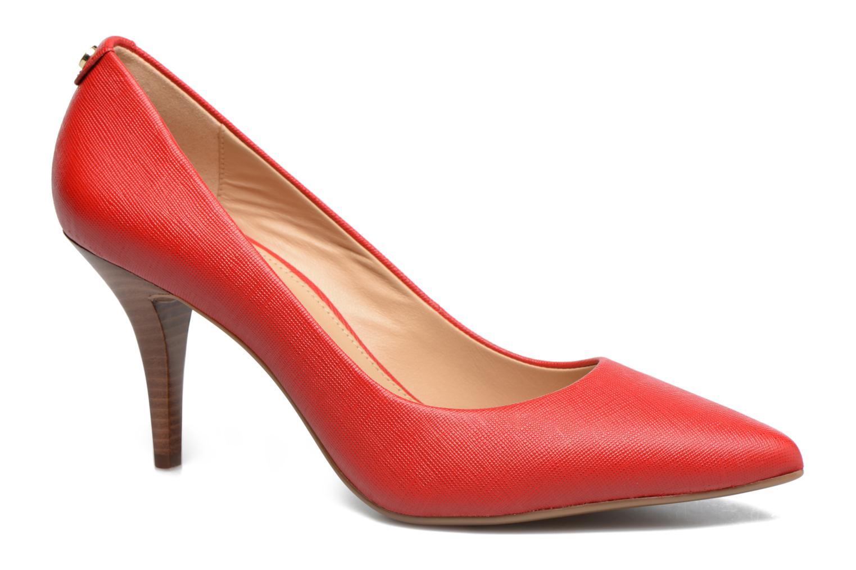 High heels Michael Michael Kors MK Flex Mid Pump W Red detailed view/ Pair view