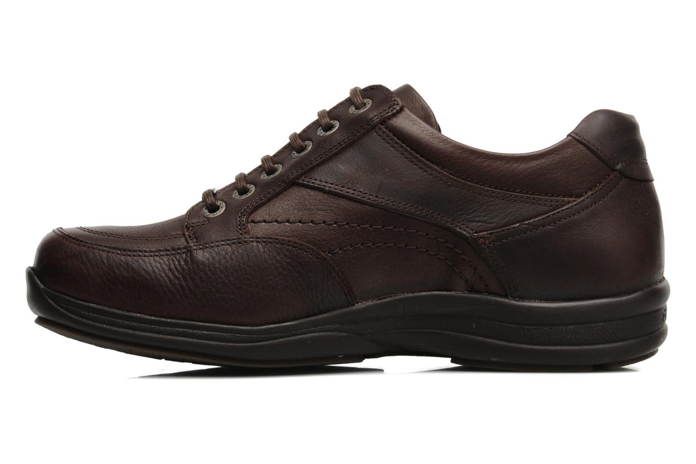 Chaussures à lacets Fluchos Jesus 8403 Marron vue face