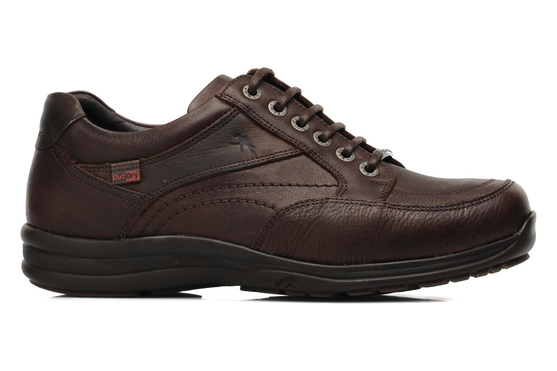Chaussures à lacets Fluchos Jesus 8403 Marron vue derrière