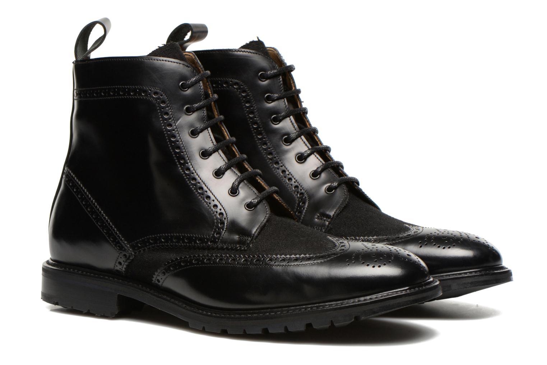 Boots en enkellaarsjes Marvin&Co Luxe Wladimir Zwart 3/4'