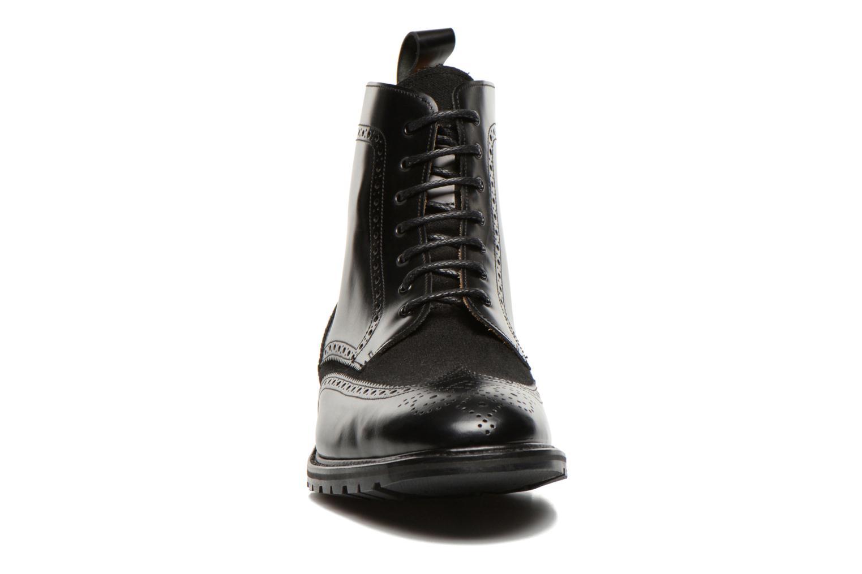Boots en enkellaarsjes Marvin&Co Luxe Wladimir Zwart model