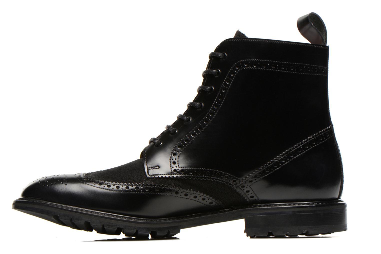 Boots en enkellaarsjes Marvin&Co Luxe Wladimir Zwart voorkant