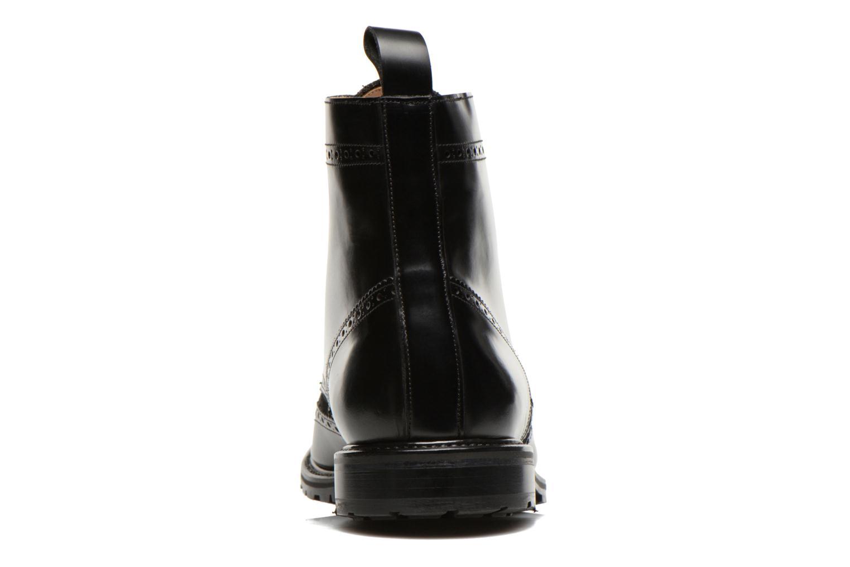 Boots en enkellaarsjes Marvin&Co Luxe Wladimir Zwart rechts