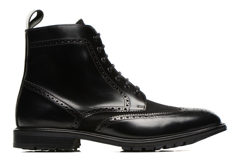Boots en enkellaarsjes Marvin&Co Luxe Wladimir Zwart achterkant