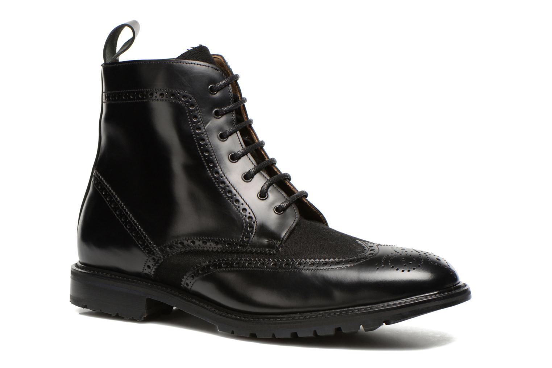 Boots en enkellaarsjes Marvin&Co Luxe Wladimir Zwart detail