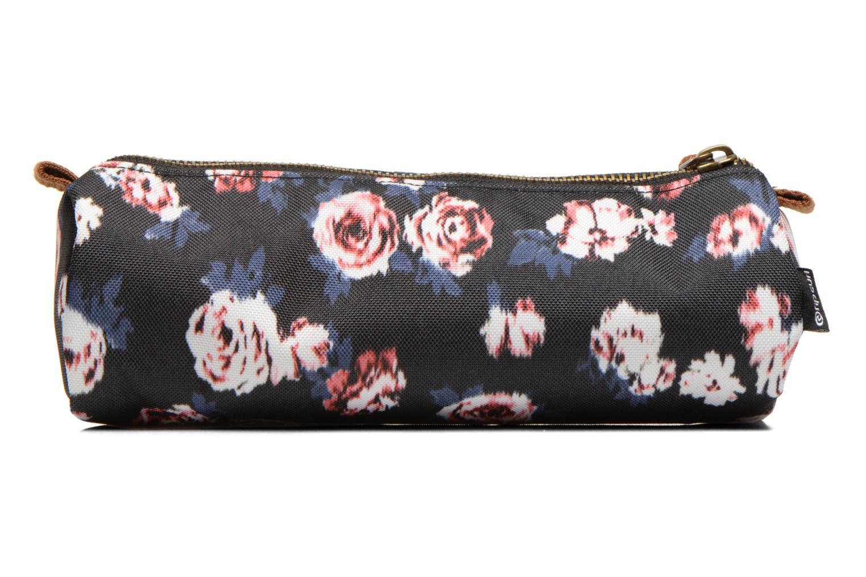Pencil Case Roses Black 90