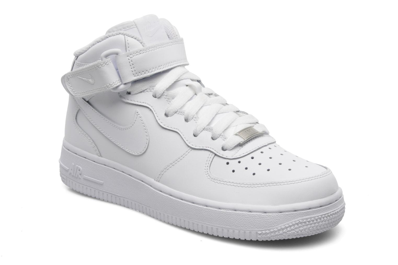 Air Force 1 Mid (Gs) White White