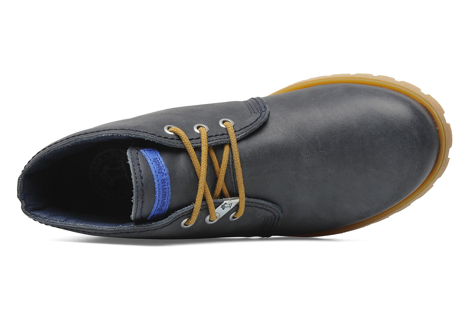 Lace-up shoes Panama Jack Bota Panama M Blue view from the left