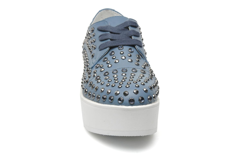Schnürschuhe Steve Madden JJFLASH-R blau schuhe getragen