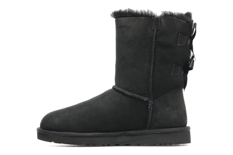 Boots en enkellaarsjes UGG Bailey Bow W Zwart voorkant