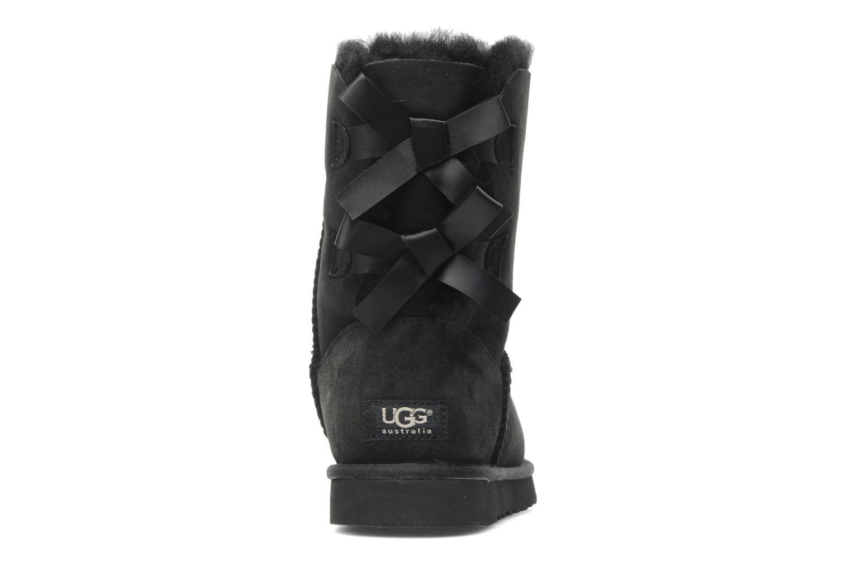 Boots en enkellaarsjes UGG Bailey Bow W Zwart rechts