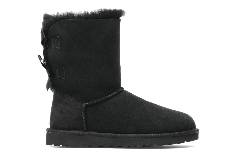 Boots en enkellaarsjes UGG Bailey Bow W Zwart achterkant