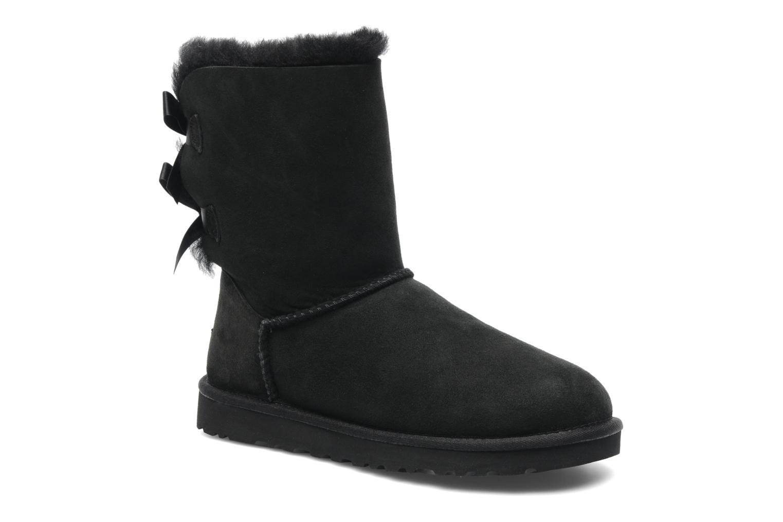 Boots en enkellaarsjes UGG Bailey Bow W Zwart detail