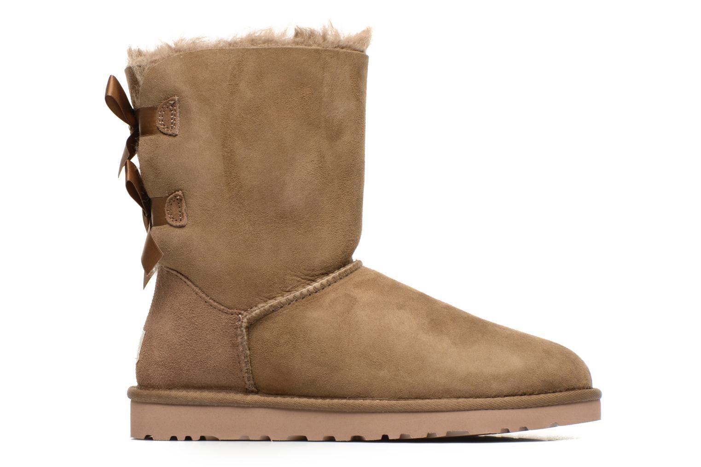 Stiefeletten & Boots UGG Bailey Bow W braun ansicht von hinten