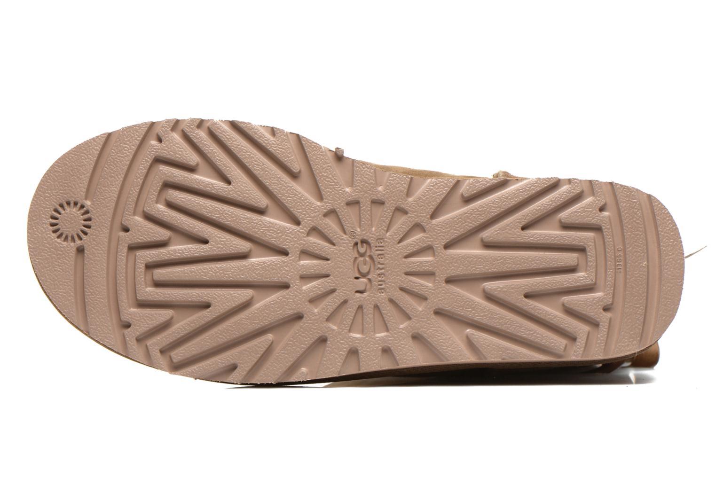 Stiefeletten & Boots UGG Bailey Bow W braun ansicht von oben