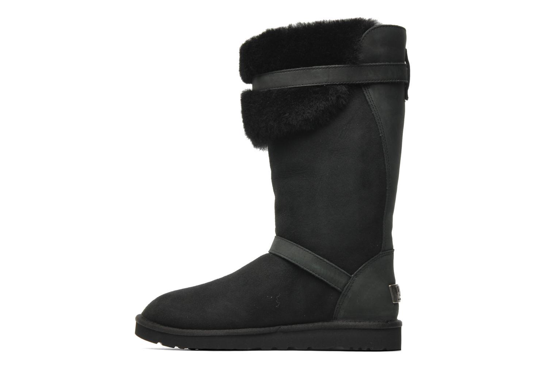 Bottines et boots UGG Ciera Noir vue face