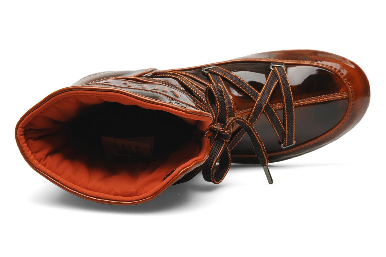 Boots en enkellaarsjes Moon Boot 3rd Avenue Bruin links