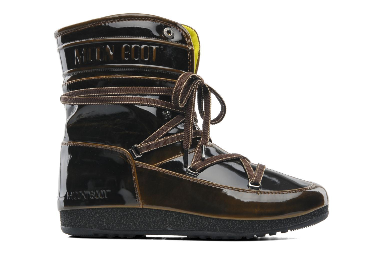 Boots en enkellaarsjes Moon Boot 3rd Avenue Bruin achterkant